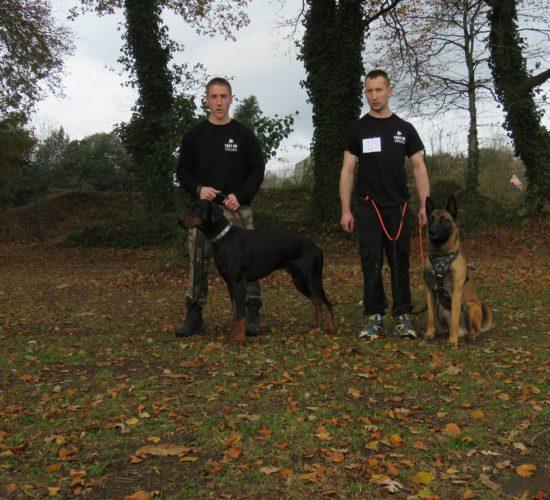 Cani course- Cani cross- Coach canin – Courir avec un chien à Quimper Finistère