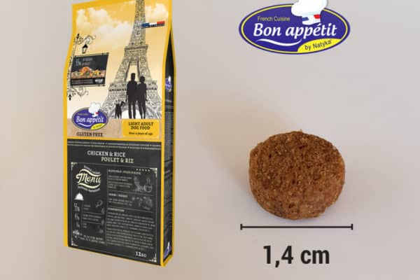 Bon Appétit Chien Adulte Light Poulet & Riz