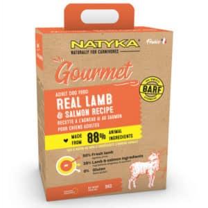 NATYKA Gourmet Agneau & Saumon